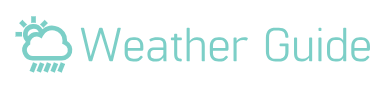 תחזית מזג האוויר | מדריך מזג האוויר